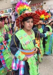 Carnaval annuel à Oruro