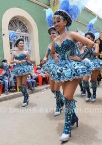 La Morenada au carnaval de Oruro