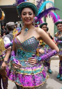 Pause photo au carnaval