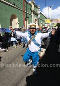 Carnaval folklorique d'Oruro