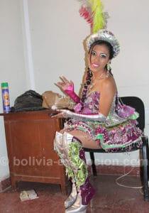 Séjour à Oruro pour le carnaval