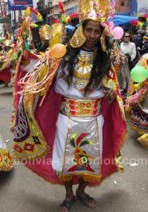 Oruro, centre d'irradiation de danse et musique
