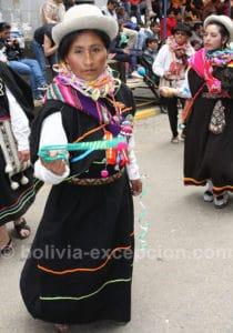Carnaval de Oruro, fête culturelle populaire et traditionnelle de Bolivie