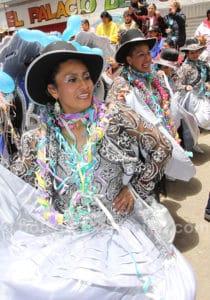 Carnaval de Oruro, fiesta cultural popular y tradicional de Bolivia