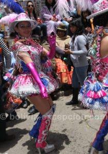 Comment participer au carnaval de Oruro