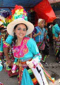 Découverte du carnaval de Oruro avec un guide