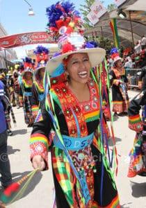 Carnaval Oruro patrimoine UNESCO
