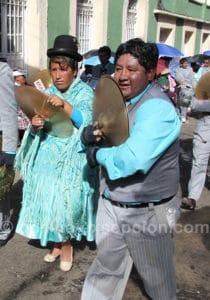 Oruro capital del Folclore de Bolivia