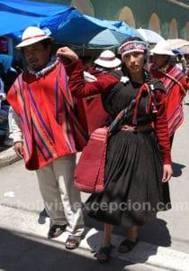 Carnaval d'Oruro, manifestation syncrétiste bolivienne