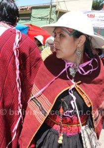 Les fêtes en Bolivie sont somptueuses