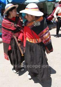 Danse kantus à Oruro