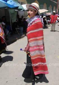 Carnaval Oruro, 50 comparsas, 18 danses