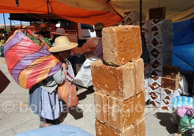 Briques de chicha