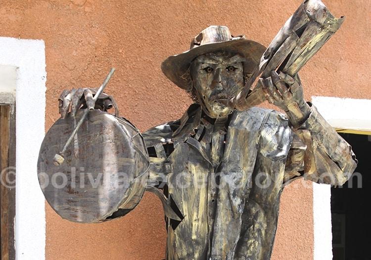 Musée des instruments de musique Boliviens
