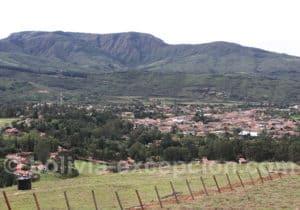 Samaipata, région de Santa Cruz