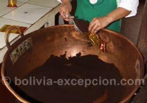 Café moulu bolivien