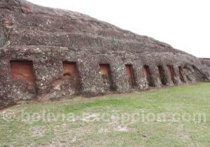 Samaipata, site cérémoniel inca