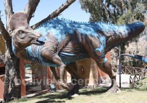 Hadrosaurian parc Orcko