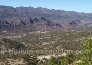 Vallée Julo Grande, Bolivie