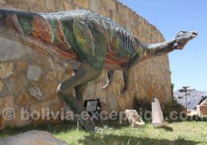 Iguanodontian parc Orcko