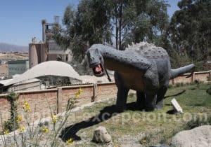 Saltasaur parc Orcko