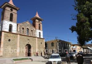 Eglise d'Anzaldo