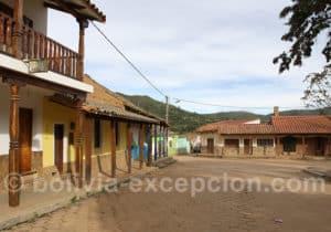 Village colonial de Samaipata