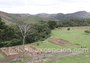 Site pré-incaique de Samaipata