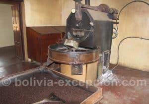 Usine de café de San Ignacio, Santa Cruz