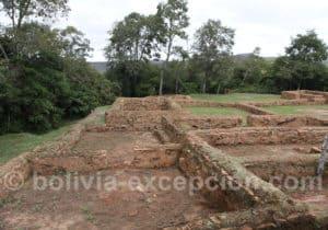 Habitat inca, Samaipata