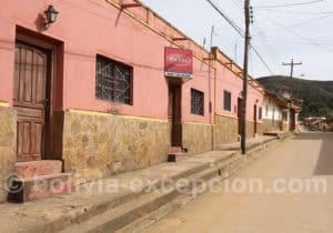 Visite du village de Samaipata