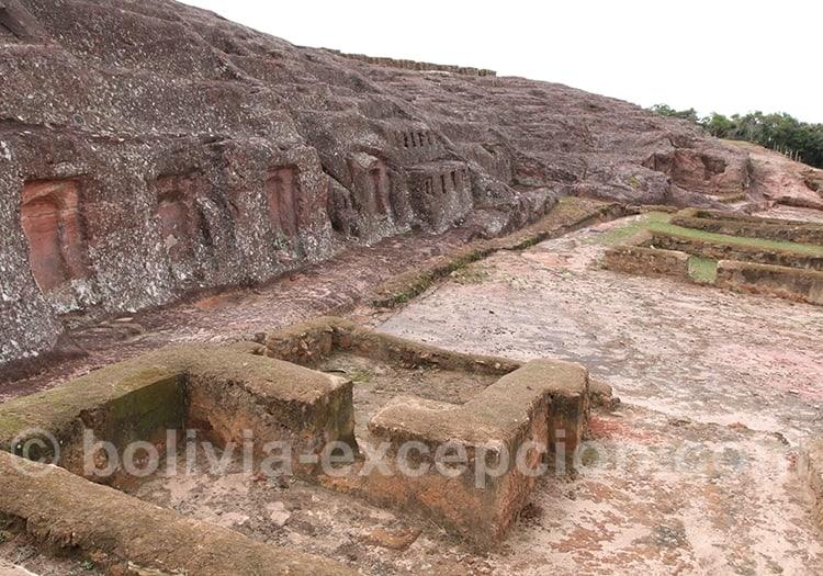 Centre cérémoniel pré-inca de Samaipata