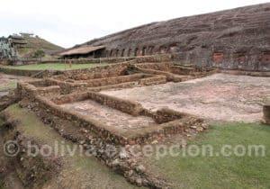 Fort de Samaipata, culture mojocoya