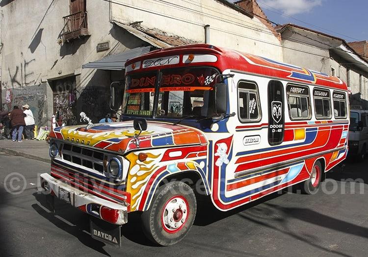 Comment aller à Cochabamba