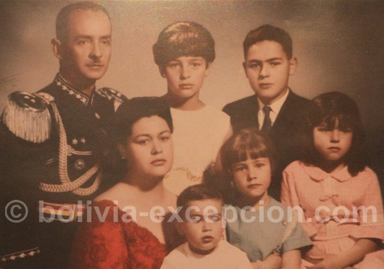 Famille Banzer Suarez