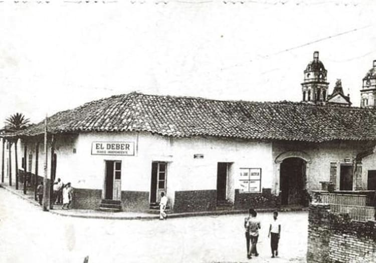 Histoire de Santa Cruz de La Sierra