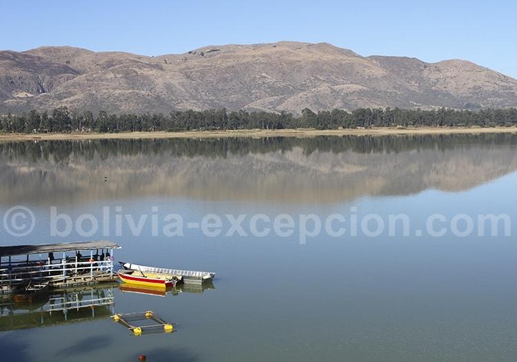 Lagune Angostura, Cochabamba