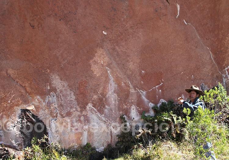 Peintures rupestres, Ciudad de Itas