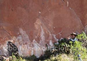 Peintures rupestres Itas