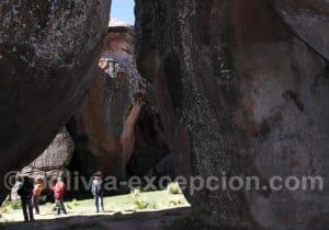 Trekking peintures rupestres de la Ciudad de Itas