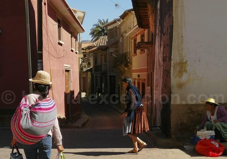 Village colonial de Tarata