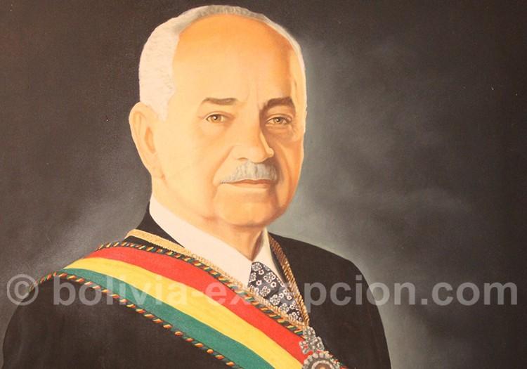 Président Hugo Banzer Suarez