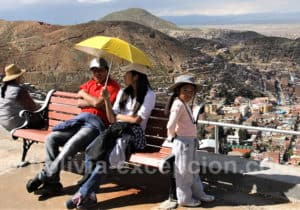 Balade en famille à Oruro
