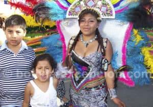 Fiesta Urkupiña 15 août
