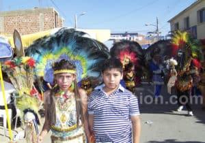 Fête de la vierge d'Urkupiña 15 août