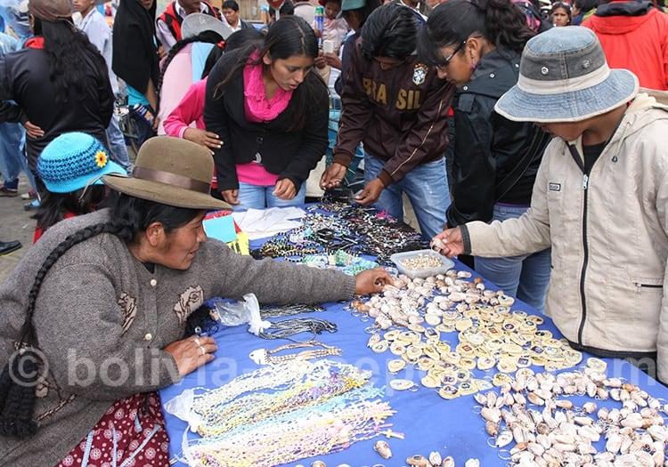 1er et 2 novembre, Toussaint en Bolivie