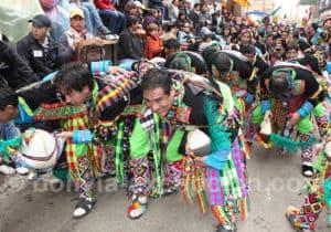Danses Pujllay Chuquisaca
