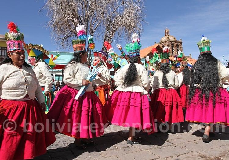 20 octobre, fête de la fondation de La Paz