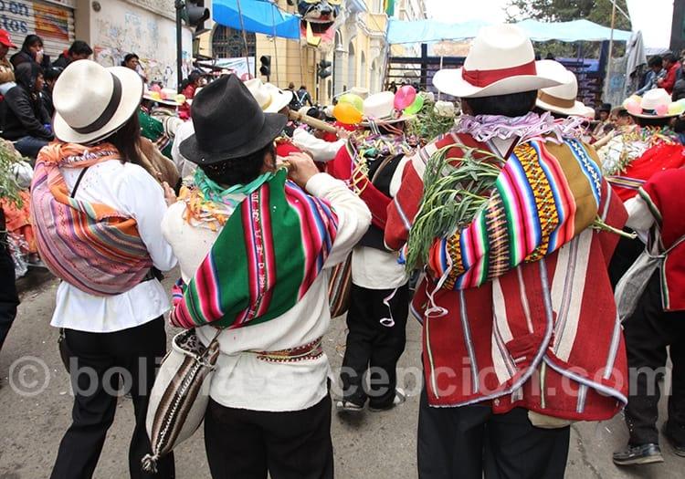 21 septembre, fête des amoureux en Bolivie