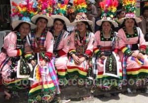 Carnaval à Sucre